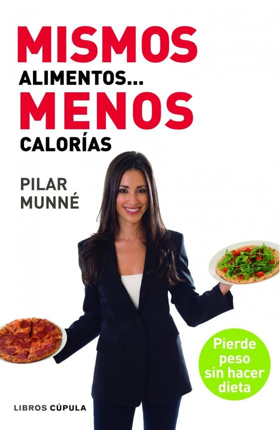 portada mismos alimentos menos calorias